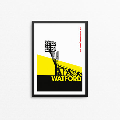 Watford Floodlights
