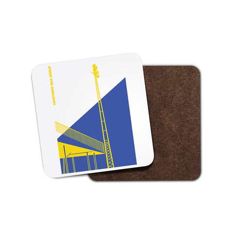 Wealdstone Floodlights Coaster