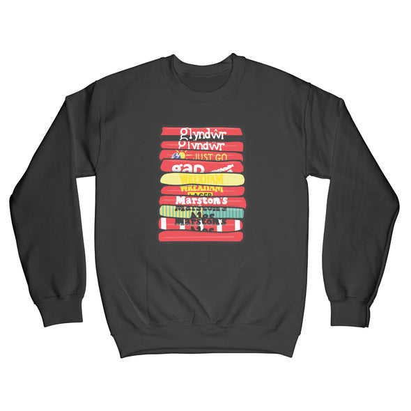 Wrexham Shirt Stack Sweatshirt