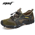Men's Mesh Breathable Hiking Outdoor Shoes