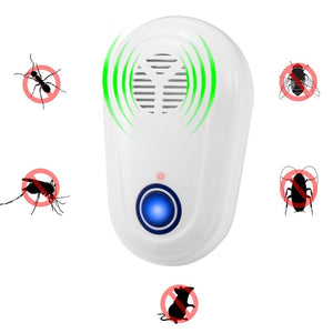 Ultrasonic Insect Repeller