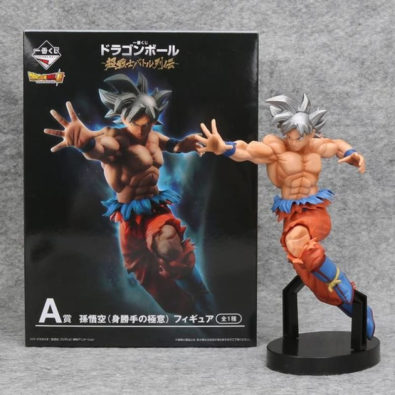 DBZ Dragon Ball Super Goku Ultra Action Figure Toys
