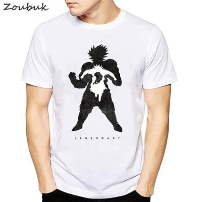Dbz Dragon Ball Super Saiyan Goku Vegeta Capsule T-Shirt - 50311 / S
