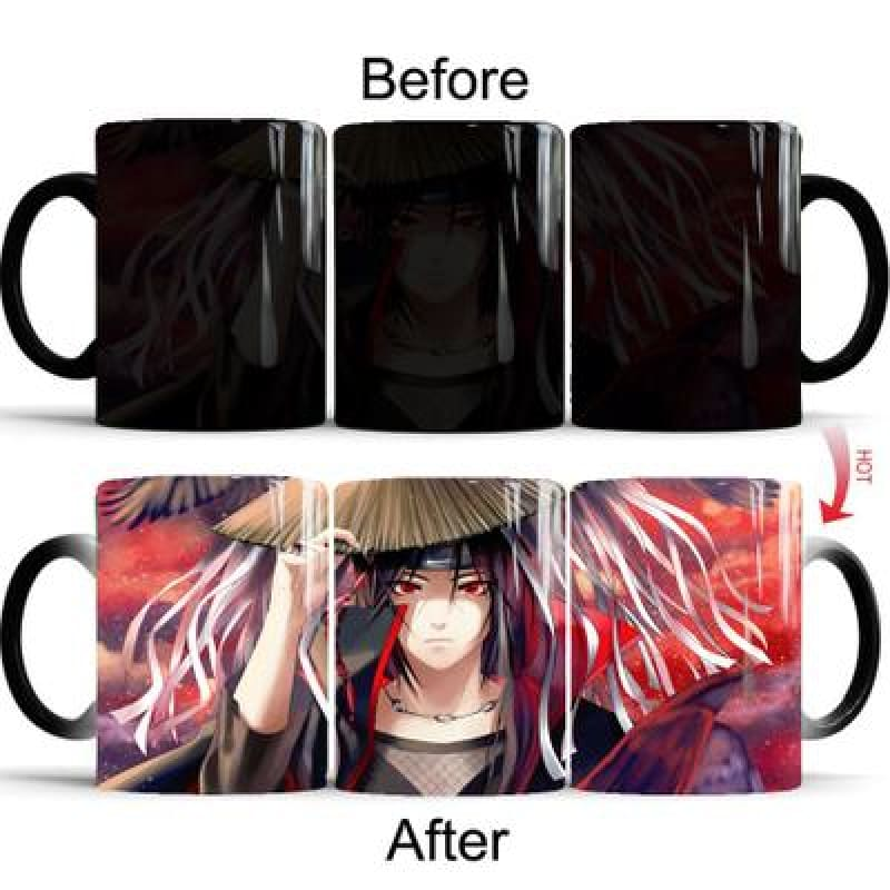 Dbz Dragon Ball Z Goku Magic Mug Reactive Color Changing Coffee