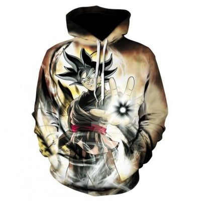 Dbz Dragon Ball Z Goku Transformation Fighting Hoodies - Picture Color3 / Xs