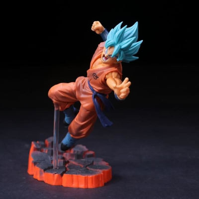 Dbz Super Saiyan Dragon Ball Z Frieza Vs Son Goku Action Figure - Goku No Box
