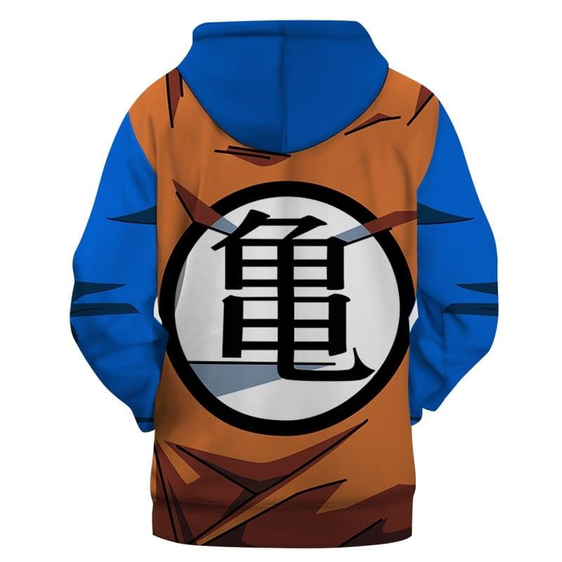 Dragon Ball 3D hoodies Men Women Sweatshirts Goku Hooded