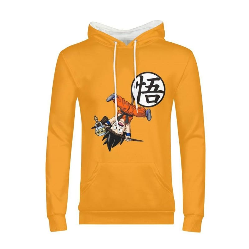 Dragon Ball Hoodies Goku 3D Digital Printing