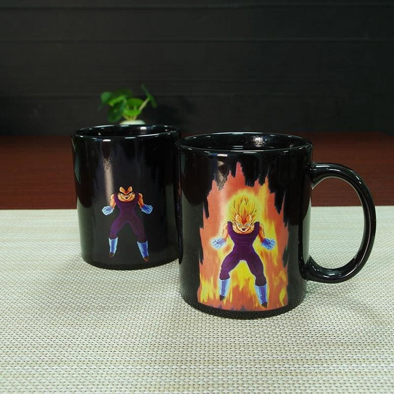 Dragon Ball Son Goku Magic Mug Super Saiyan