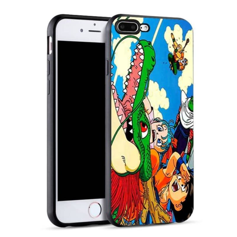 Dragon Ball Z Goku DBZ iPhone X 5 S 5S XR XS Max 6 6S 7 8 Plus