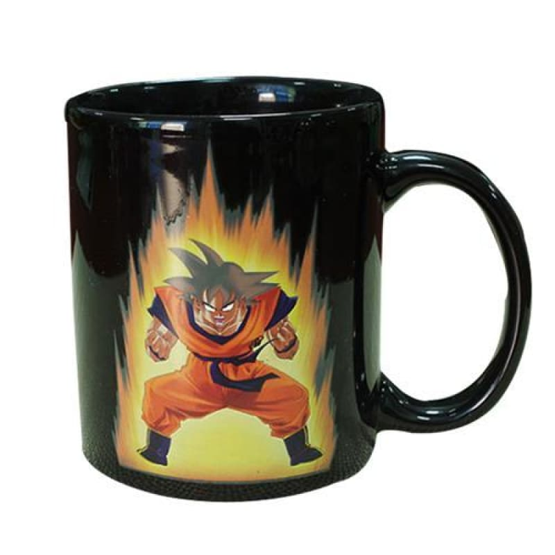 Dragon Ball Z Magic Mug Goku