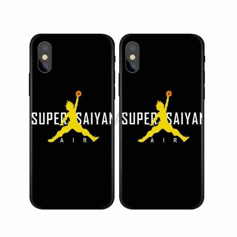 Dragon Ball Z Super Goku iPhone X XR XS MAX 8Plus 8 7Plus 7 6 6s plus 5S Phone Case  Samsung s8