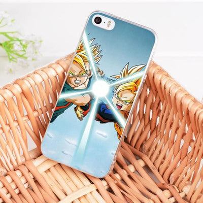 Dragonball Z Goku Coque Iphone 8 7 6 6S Plus X 5 5S Xs Xr - 3 / For Iphone 8