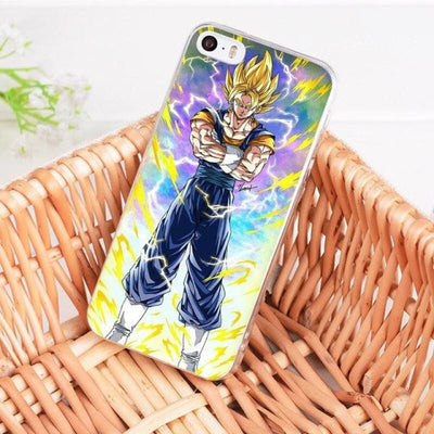 Dragonball Z Goku Coque Iphone 8 7 6 6S Plus X 5 5S Xs Xr - 5 / For Iphone 8