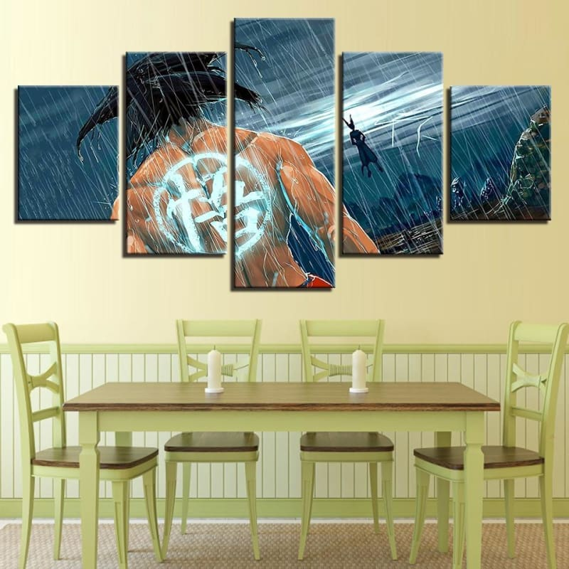 Goku Dragon Ball 5 Ps Canvas Prints Wall Art