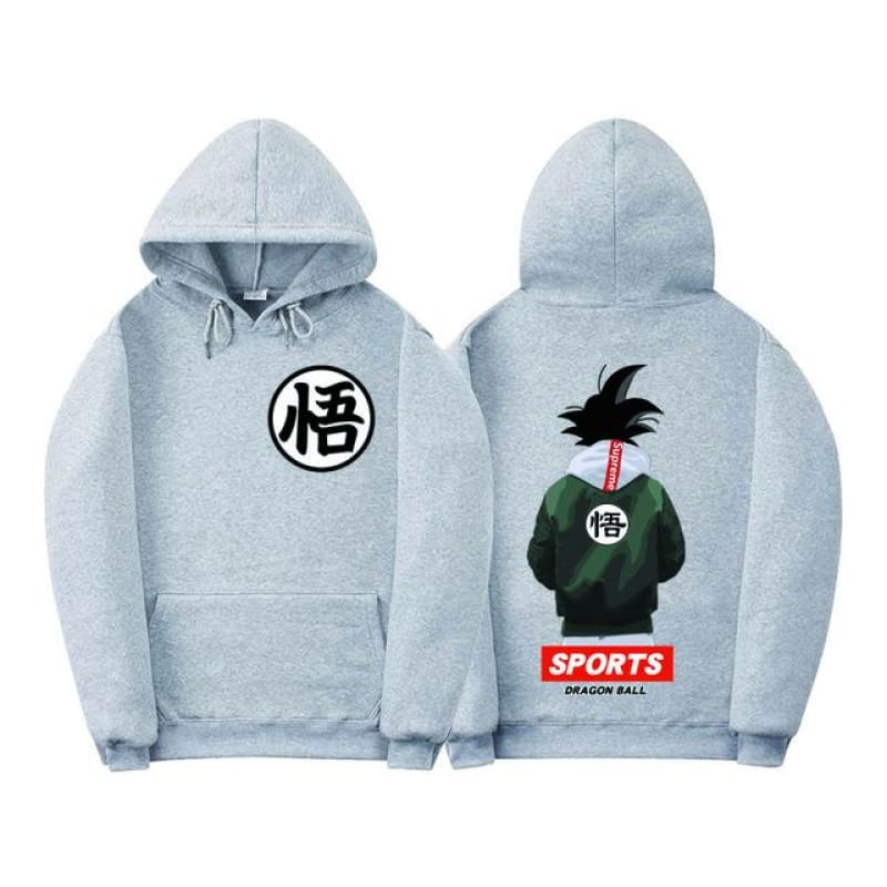 Mens Hoodies Dragon Ballone Sports Off White Sweatshirt Men