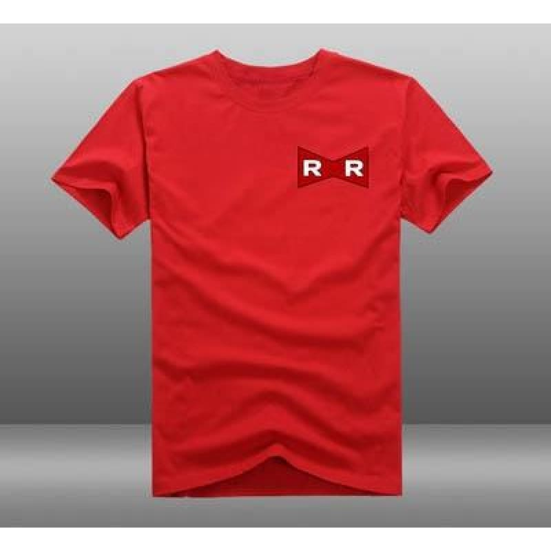 New Dragon Ball Z Red Ribbon T-shirt