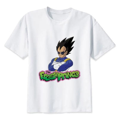 Son Goku Air Dragon Ball Z T-Shirt - 7307 / S