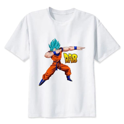 Son Goku Air Dragon Ball Z T-Shirt - 7310 / S