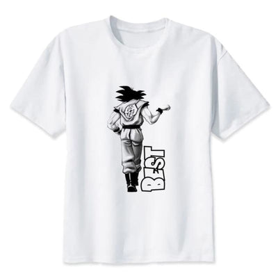 Son Goku Air Dragon Ball Z T-Shirt - 7316 / S