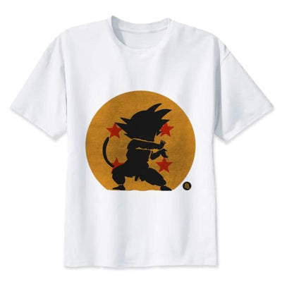 Son Goku Air Dragon Ball Z T-Shirt