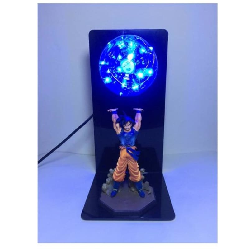 Son Goku Flash Ball  Led Lamp