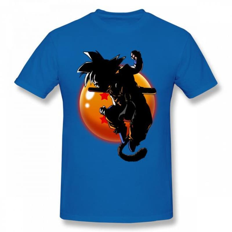 Son GoKU Super Saiyan Dragon Ball Z T Shirt