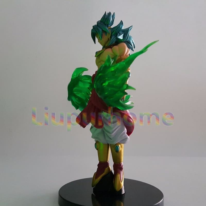 Super Saiyan Broly Power Up Figure DBZ LED Light Lamp