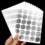 Disposable Jade Stone Cover Glue Sticker Foil NZ