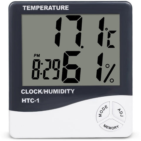 Hygrometer Humidity Temperature Meter for Eyelash Extension Glue NZ