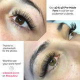 Lash Extension Volume Fans NZ