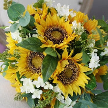 Load image into Gallery viewer, Sunflower Wedding Bouquet