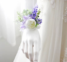 Load image into Gallery viewer, Lavender and White Bouquet