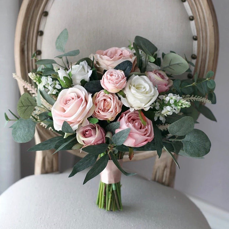 Blush Wedding Bouquet