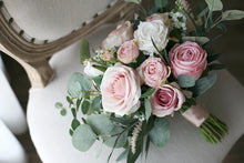 Load image into Gallery viewer, Blush Wedding Bouquet