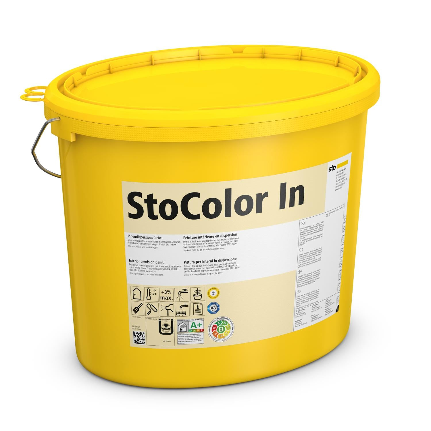 StoColor In — Dispersionsfarbe, Innenfarbe