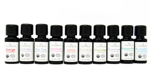 Blended Essential Oils | n e a t b u d