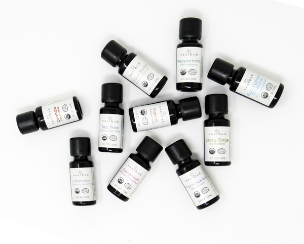 Plant Powered Essential Oil Collection