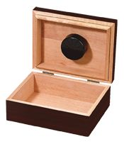 Quality Importers Asti - 15 Cigar Cherry Travel - Crown Humidors