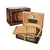 Quality Importers 5 Vegas Tradition Branded Humidor - 100 Cigar ct - Crown Humidors