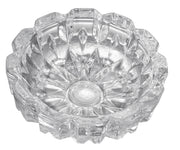 Visol Round Glass Ashtray - Crown Humidors
