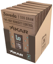 Boveda Humidification Packets - 75% / 320g Packets In Retail - Crown Humidors