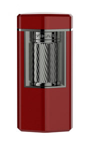 XIKAR Meridian Triple  Soft Flame Lighter in Various Colors - Crown Humidors