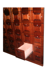 Cigar Drawer Locker by USA Made - Crown Humidors