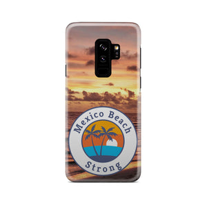 Beautiful Mexico Beach Strong Sunset iPhone / Samsung Case