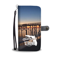 Load image into Gallery viewer, Beautiful Mexico Beach Strong Pier Wallet Phone Case