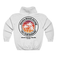 Load image into Gallery viewer, Mexico Beach Strong v.3 - Palm Tree Hoodie