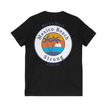 Load image into Gallery viewer, Mexico Beach Strong v.4 V-Neck T-Shirt