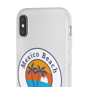 Mexico Beach Strong iPhone Flexi Cases