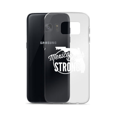 MXB Strong Samsung Cases (White Ink)